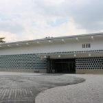 なまこ壁の折衷意匠「大和文華館」