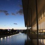 都市の軸線を考える「平成知新館」