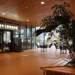 駅に併設するカフェと本屋と図書館「周南市立徳山駅前図書館」