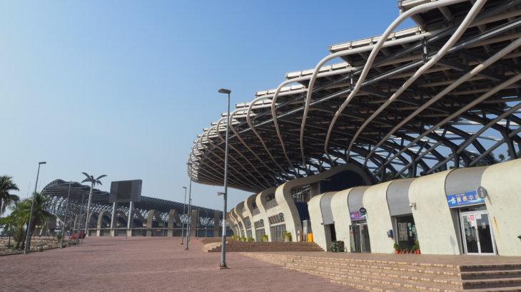 人をいざなう曲線の鼓動「高雄国家体育場(Kaohsiung World Games Main Stadium)」