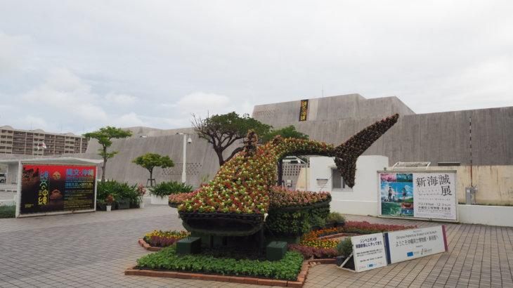 グスクの中に広がる展示空間|企画展・新海誠展「沖縄県立博物館・美術館(おきみゅー)」