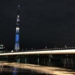 ランニングで橋を学ぶ《隅田川テラス①》