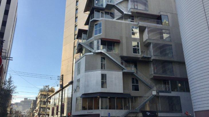 都市に開き、新たな概念を作るカプセルホテル「ナインアワーズ浅草」