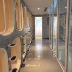 宿泊して体験する建築「ナインアワーズ  in 東京」