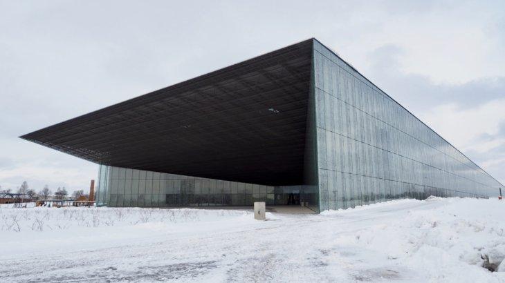 建築が繋ぎ、運ぶ場所の記憶「エストニア国立博物館(Estonian National Museum)」