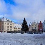 タリンの古き街を探索する《エストニア旅》