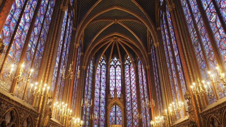 パリの新旧建築巡り《フランス旅》