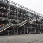 既成概念を変える20世紀建築「ポンピドゥー・センター(Centre Pompidou)」