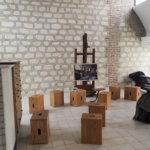 ヴォイドを使って自然光を届ける「ル・コルビュジェのアパルトマン,アトリエ(Appartement-Atelier de Le Corbusier)」