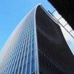 最上階のスカイガーデンからロンドンを一望「20フェンチャーチ・ストリート(20 Fenchurch Street)」