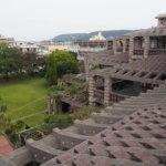 建築と沖縄風土との融合「名護市庁舎」