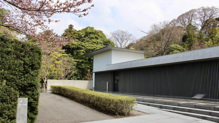 思索するための回廊と庭「鈴木大拙館」