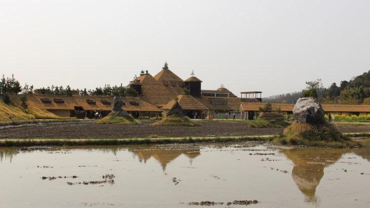 滋賀の土着的建築が作る新たな風景「ラ・コリーナ近江八幡」