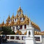 バンコクのふらっと観光《寺院から夜市まで》