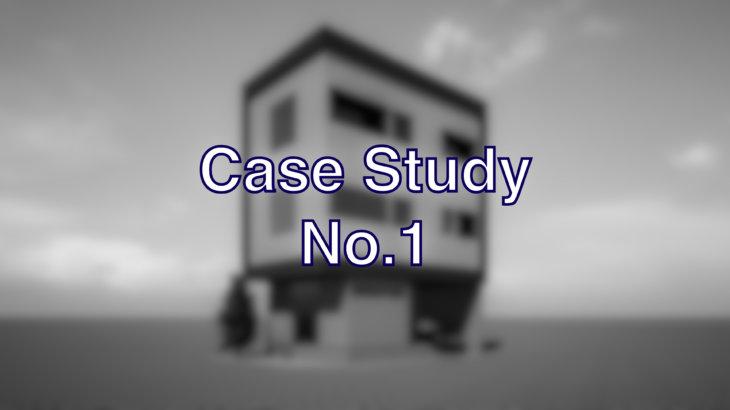 3階建て戸建住宅を勝手に設計してみた【ケーススタディNo.1】