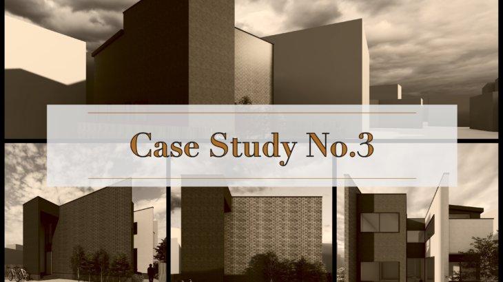 「遮る壁」によって実現する開放的な暮らし|戸建住宅の設計【ケーススタディNo.3】